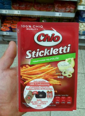 Stickletti - Produit - fr