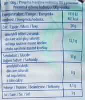 Micro pop kokice chili - Nutrition facts - sr