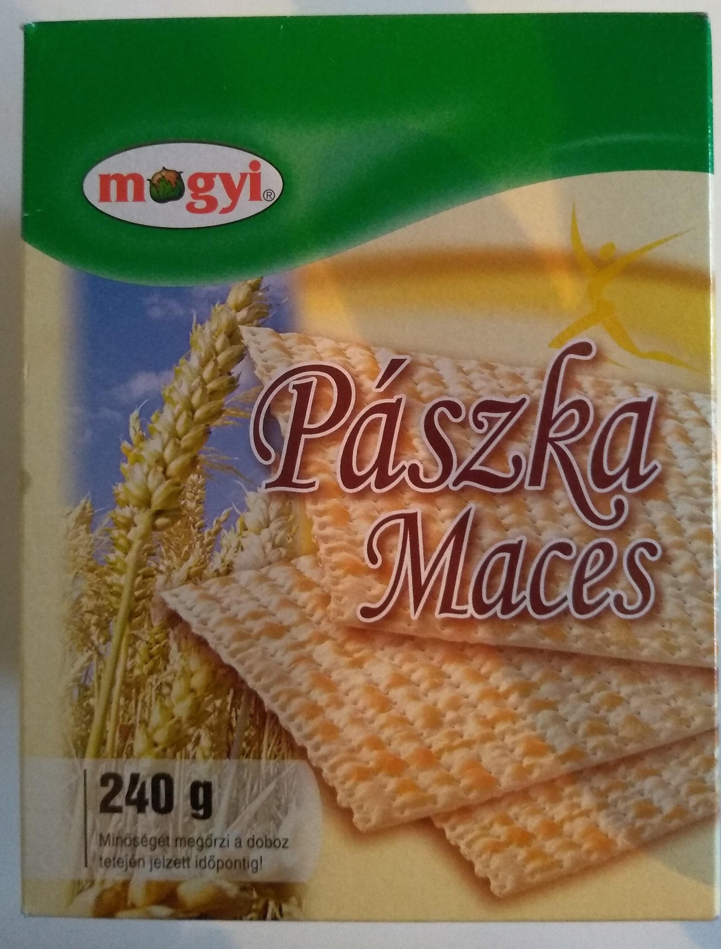 Mogyi Pászka Maces - Produkt - hu