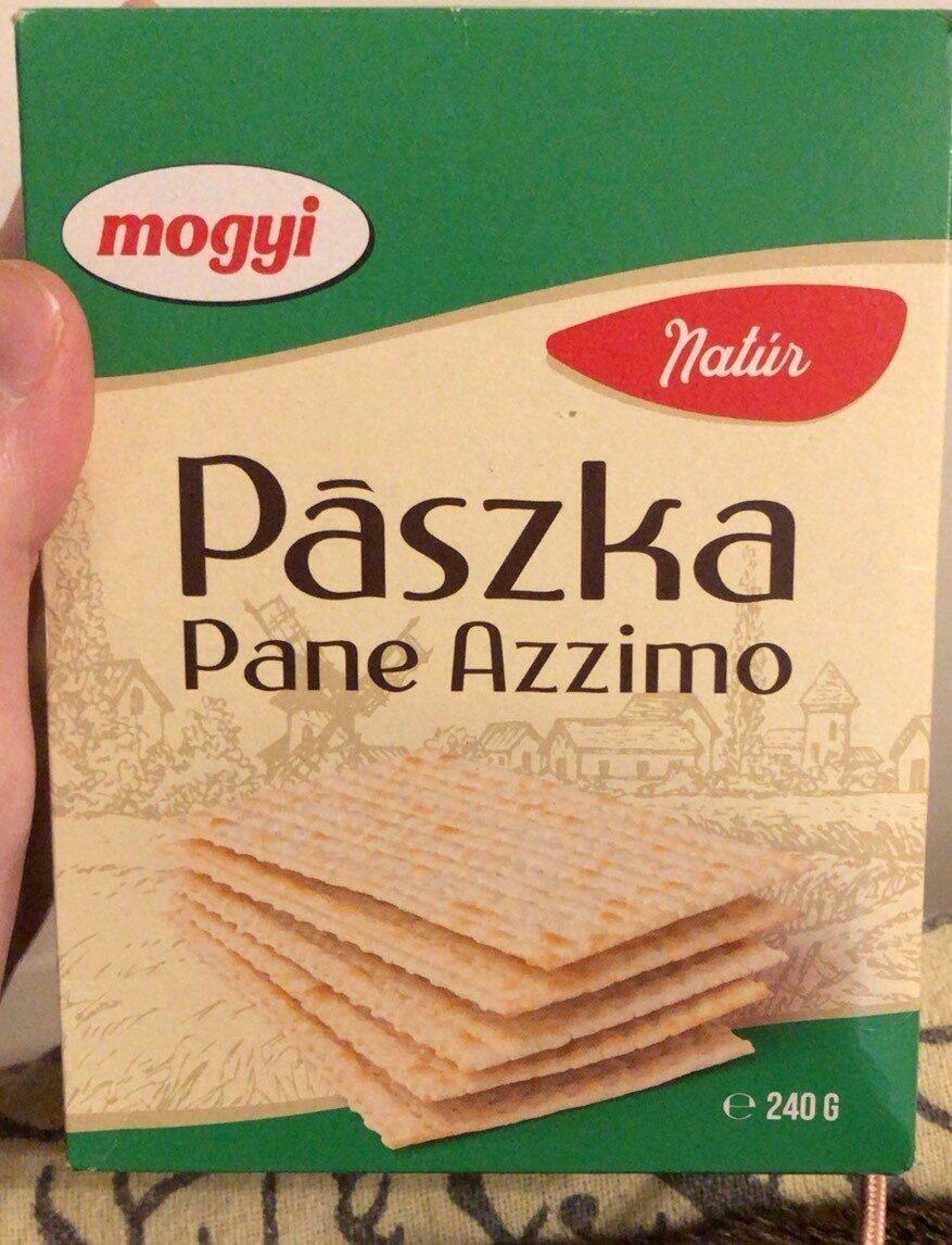 pane azzimo - Produit - hu