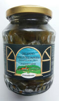 Jalapeno szeletelt paprika - Produit - hu