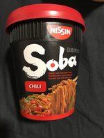 Nissin Soba Nouil Saut CH - Product