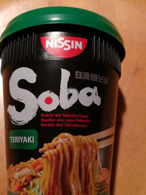 Soba Teriyaki - Product