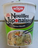 Nouilles Japonaises - Saveur Wasabi -