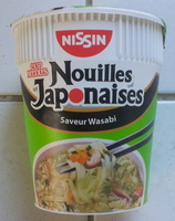 Nouilles Japonaises - Saveur Wasabi - Produit - fr