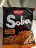 Soba classique nouilles sautées chinoises - Produit