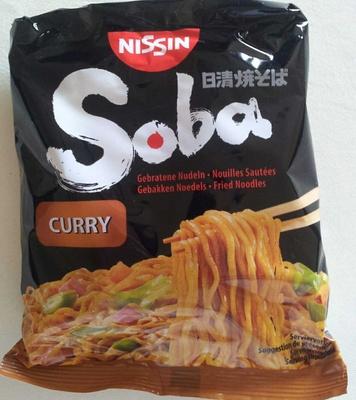 Soba nouilles sautées curry - Product