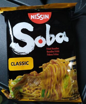 Nissin Soba PKT Classic Noodles - Produit - fr