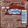 Danette Ciocolata - Product