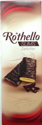 Slims Zartbitter - Produkt