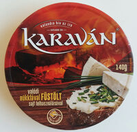 Karaván füstölt ömlesztett sajt - Product - hu
