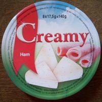 Creamy sa šunkom - Product - sr
