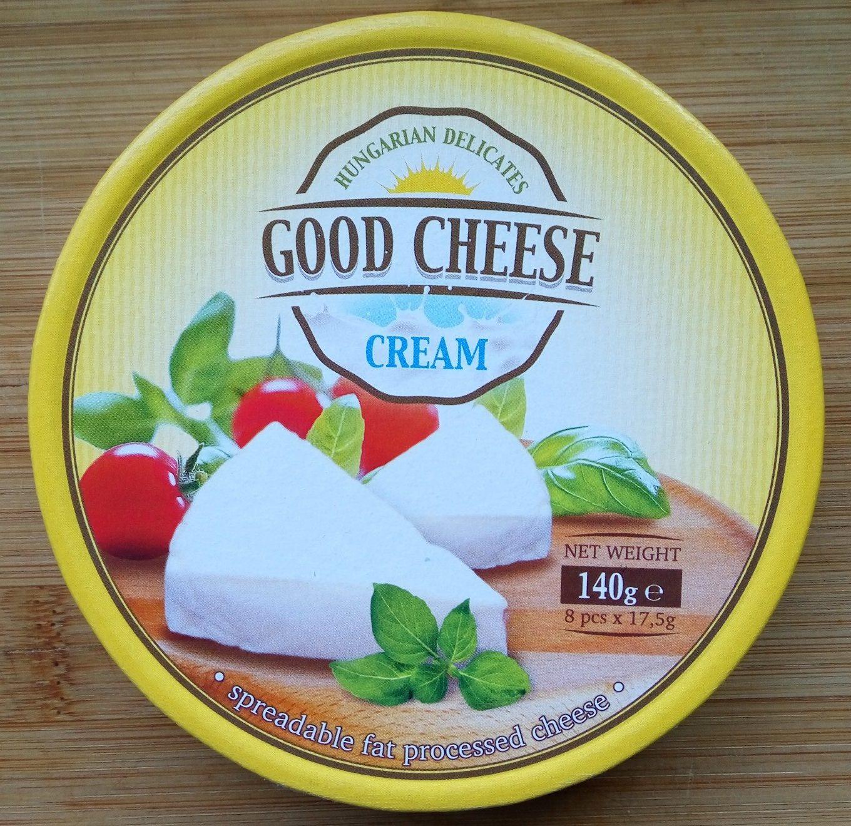 Good cheese - Produit - sr