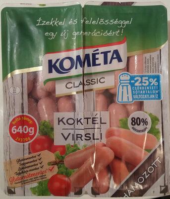 Classic Koktél Virsli - Product - hu