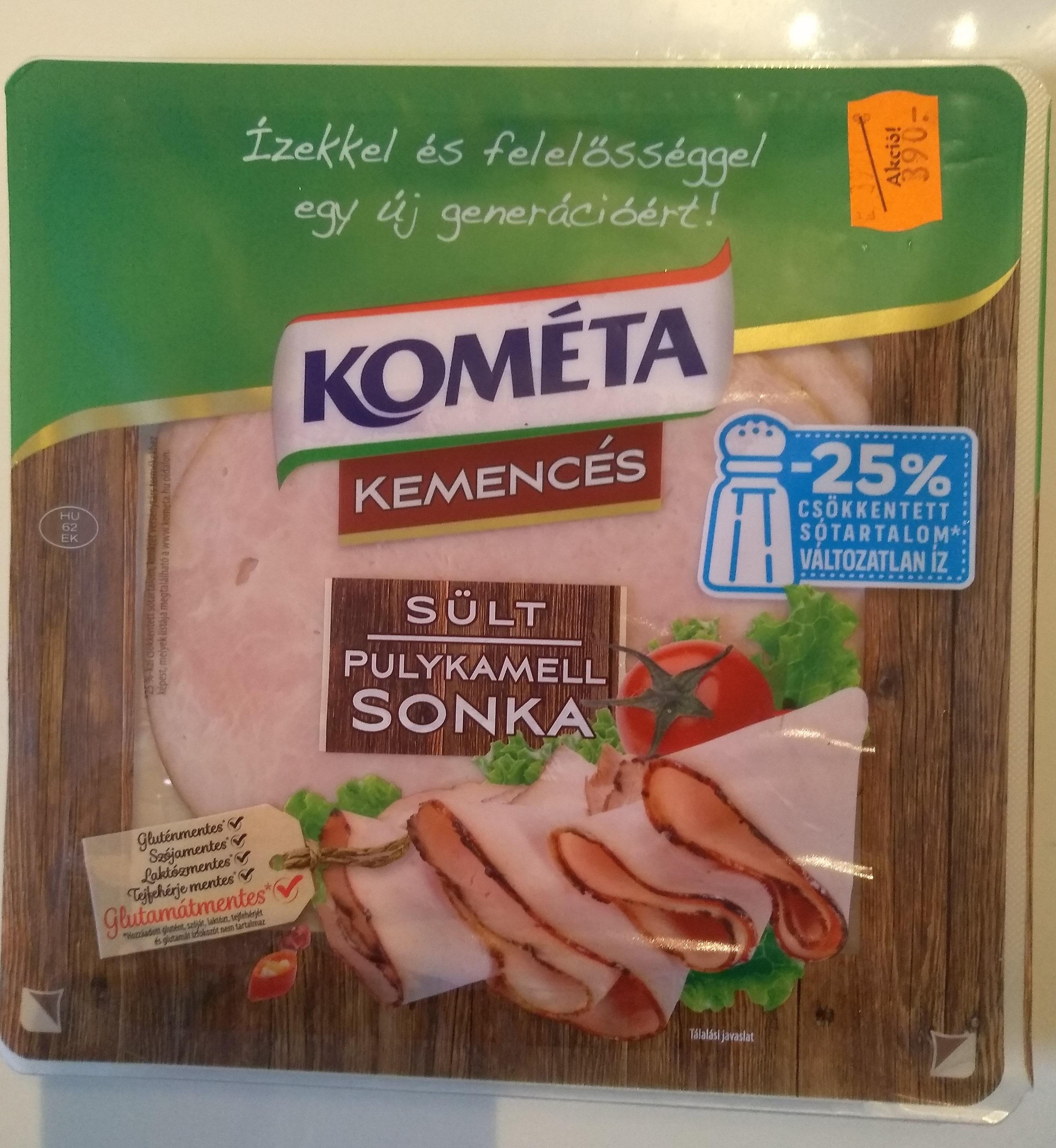 Kemencés sült pulykamell sonka - Produit - hu