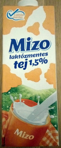 Laktózmentes tej 1,5% - Produit - hu