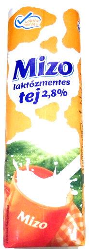 Laktózmentes tej 2,8% - Produit - hu