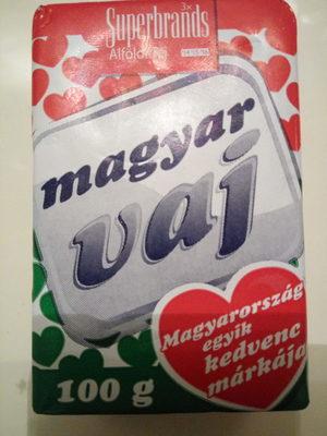 Magyar vaj - Produit - hu