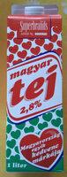 Magyar tej - Produit - hu
