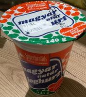 Magyar natúr joghurt - Product - hu