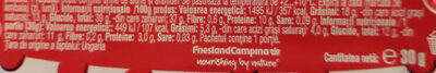 Dots Natur - Nutrition facts - ro