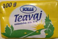 Teavaj - Produit