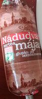 Nádudvari sertés májas - Produit - hu