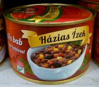 Chilis bab darált marhahússal - Produit - hu