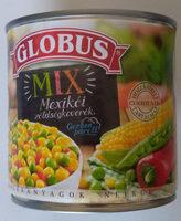 Mexikói zöldségkeverék - Produit - hu