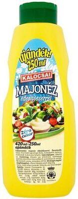 Kalocsai majonéz - Produit - hu