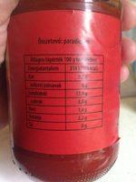Sur.paradicsom 18-20% 360Gr Uv.Uni.6 - Ingrediënten