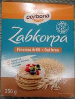 Zabkorpa - Produit