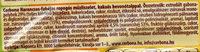 Cerbona Narancsos-fahéjas ropogós müzliszelet - Ingredients - en