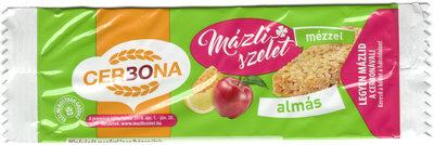 Almás müzliszelet citrommal - Product