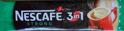 Nescafe 3in1 strong - Производ - sr