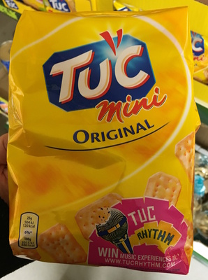 Tuc Mini Original - Product