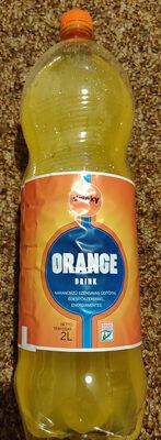 Orange Drink - Produit - hu