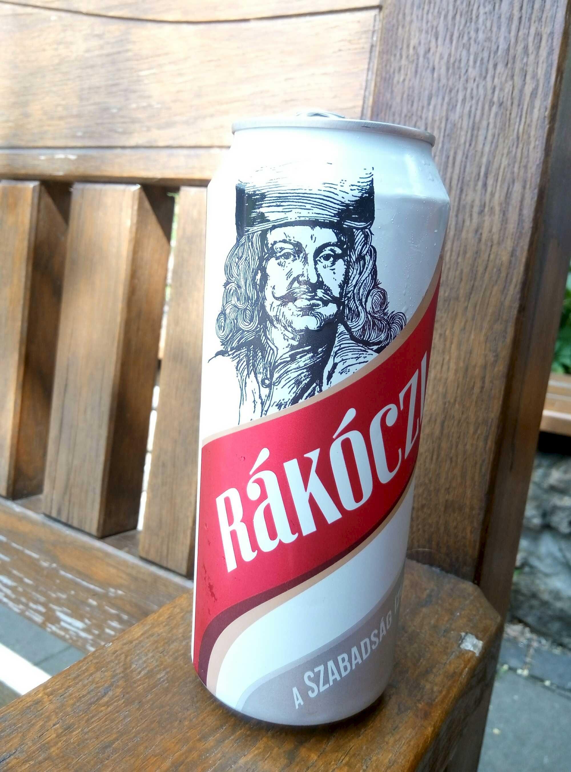Rákóczi sör - Produit - fr