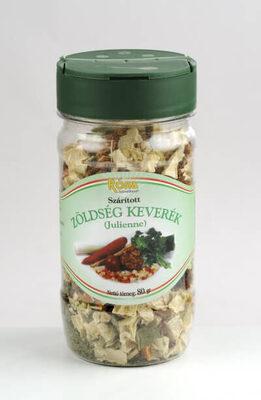 Szárított zöldségkeverék - Produit - hu