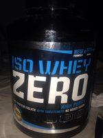 100% Whey Isolate - Produit