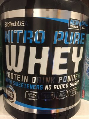 Nitro Pure Whey Coconut-chocolate - Produit