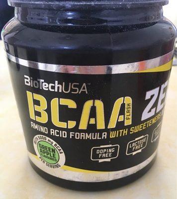 Biotech USA 12031020400 BCAA Flash Zero Acide Aminé Saveur Pomme - Produit