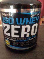 Protein drink - Produit