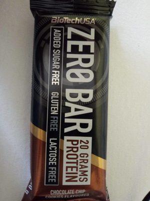 - Biotechusa Zero Bar 2050 Chocolate Hazelnut. Brand - Produit