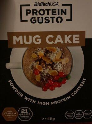 Protein mug cake - Produkt
