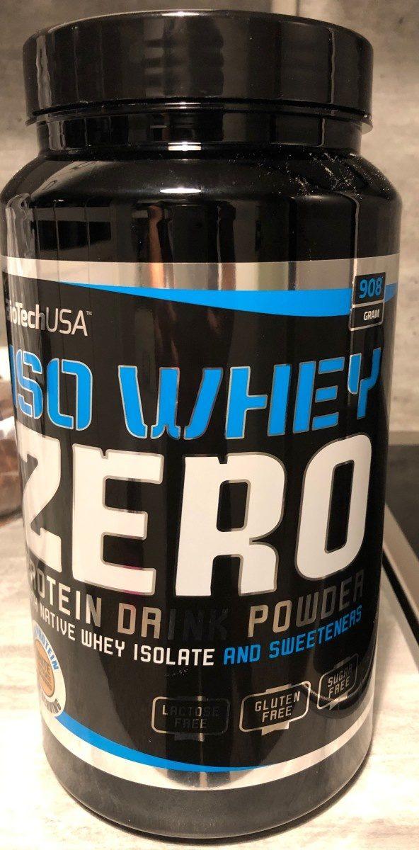 Iso whey zero - Product