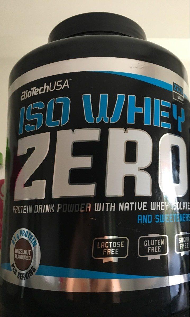 Isolate whey protein - Prodotto - fr