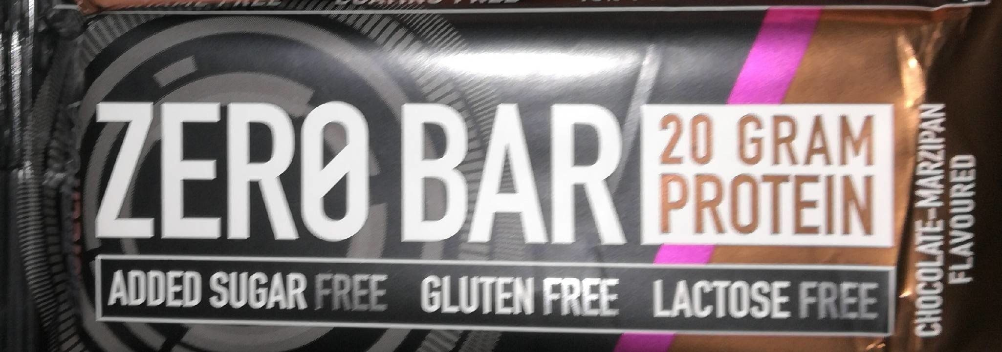 Zero bar - Product