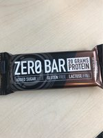 Zero bar double chocolat - Producte