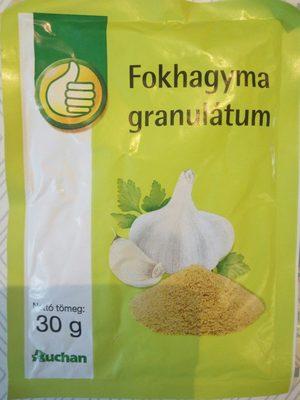 Foghagyma granulátum - Produit - hu